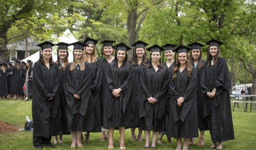 MS in Animals and Public Policy Commencement 2016