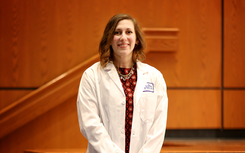 This Graduate Has a Passion for Cancer Research