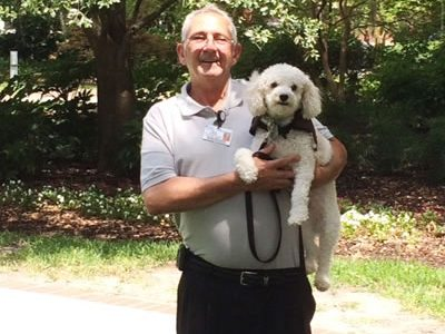 MUSC Pet Therapy program helping traumatized patients