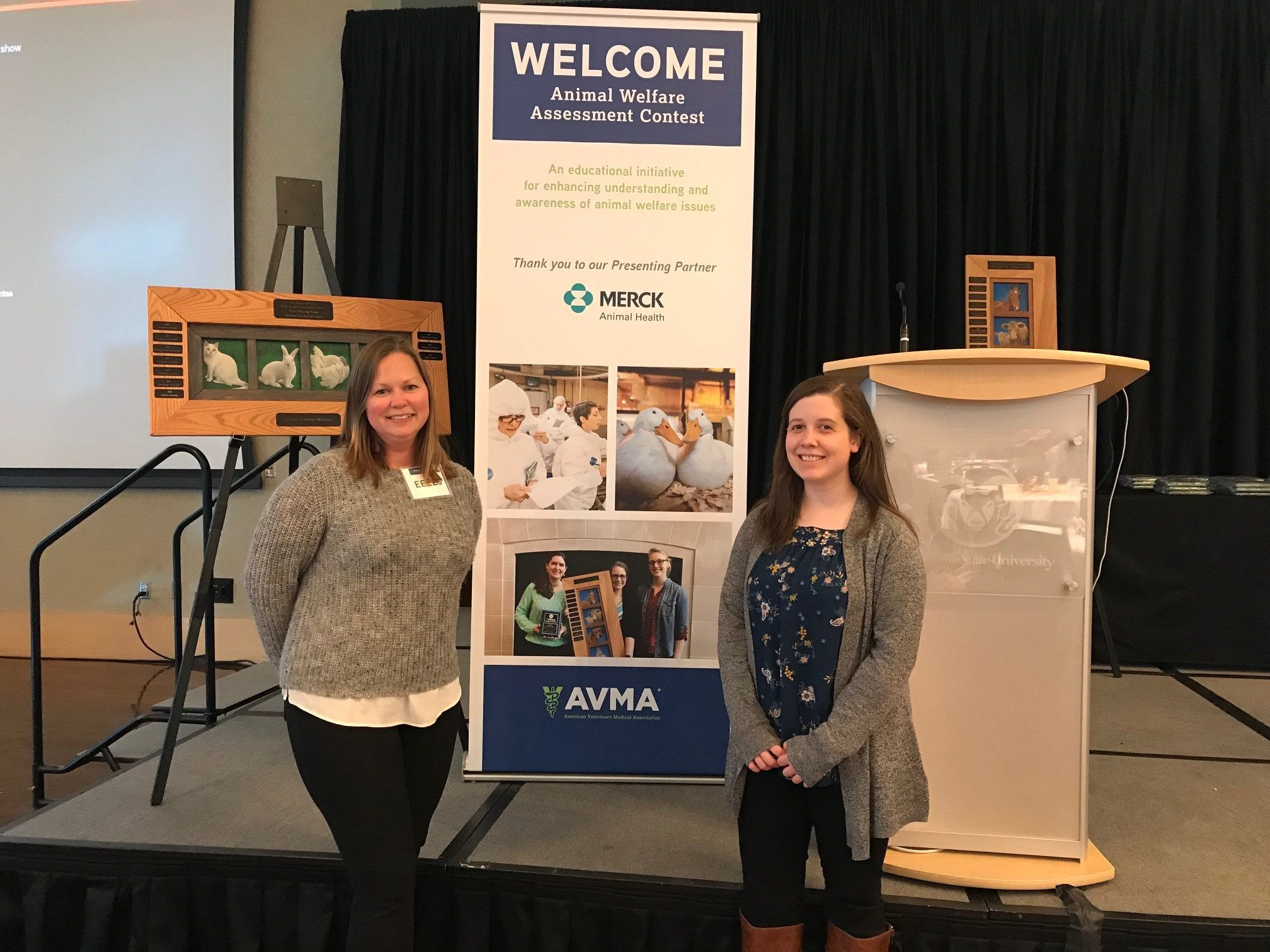 MAPP Experience: AVMA Animal Welfare Judging and Assessment