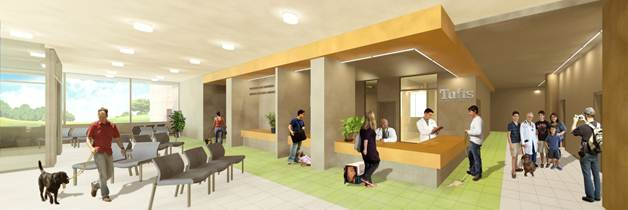 Foster Hospital Renovation Campaign Underway