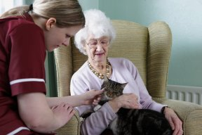 Long-Term Care for Elders and Pets