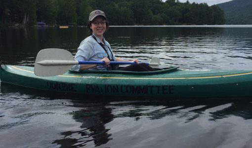 Working with the Loon Rangers at LPC: MS in Conservation Medicine Externship