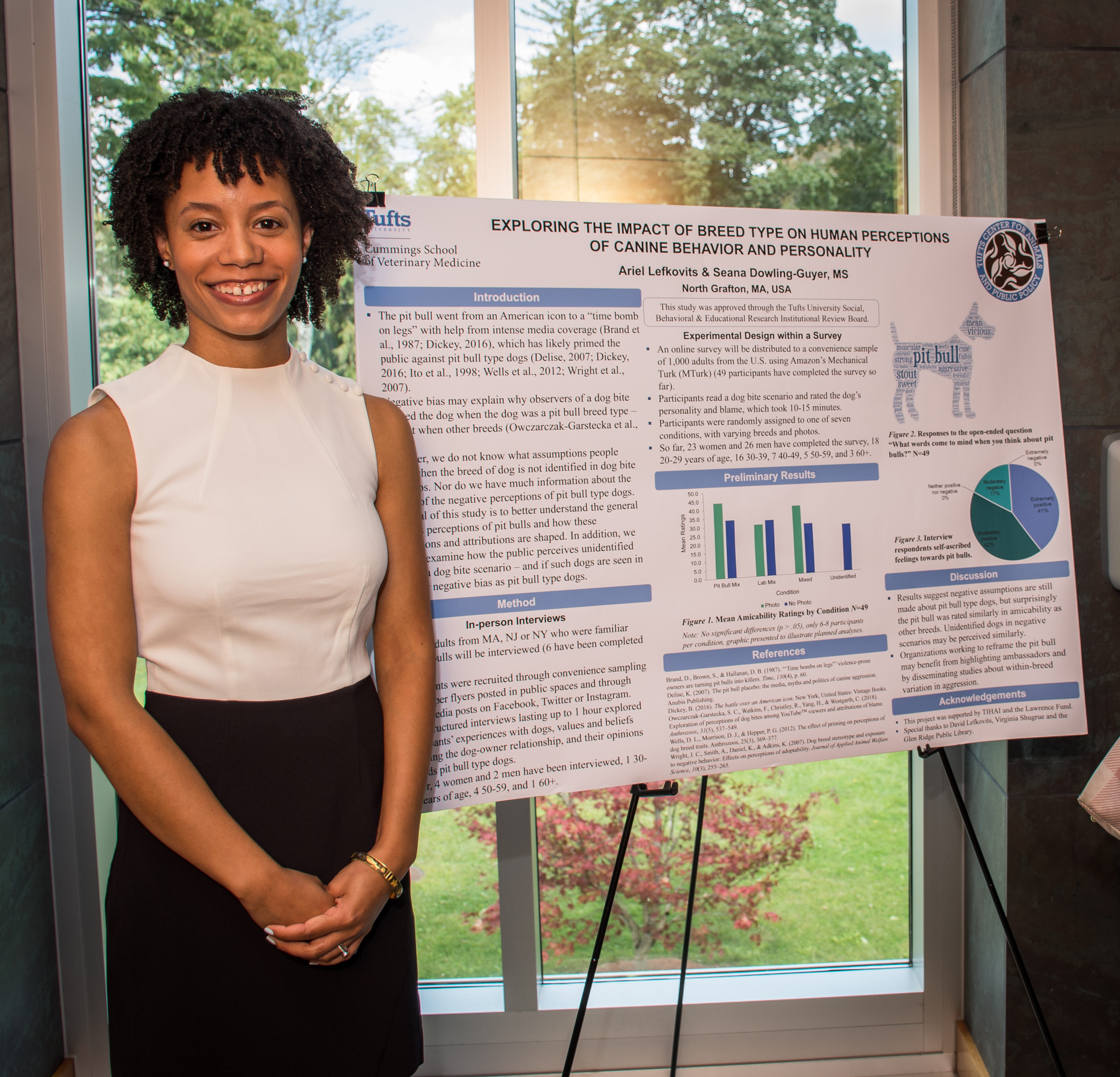 MS in Animals and Public Policy Student Externship and Research Poster Presentations 2019 - Ariel Leftkovitz