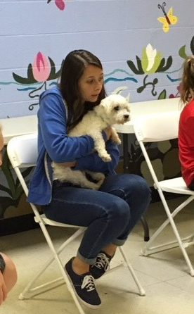 Carly Mercer, MAPP class of 2017-2018  at Humane Rescue Alliance
