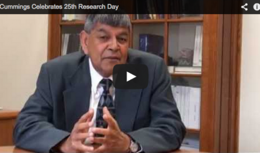 Student Research Day – Celebrating 25 Years