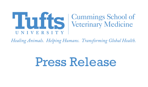 Franklin M. Loew Awarded Robert Shomer Award Press Release — Cummings School of Veterinary Medicine