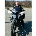 Tufts PD goes green with electric motorcycle